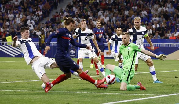 Griezmann tỏa sáng, Pháp tìm lại niềm vui chiến thắng - Ảnh 2.