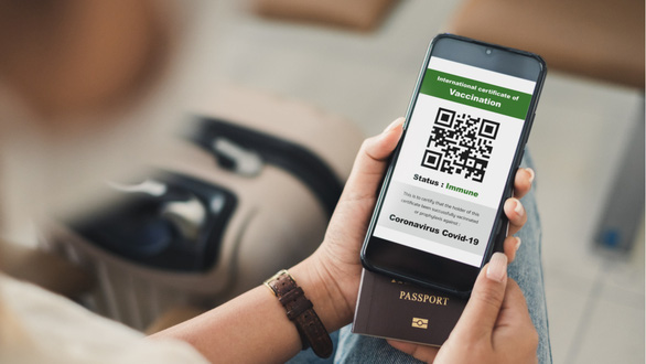 Hộ chiếu vắc xin - Thẻ thông hành xanh cho hàng không giai đoạn bình thường mới - Ảnh 1.