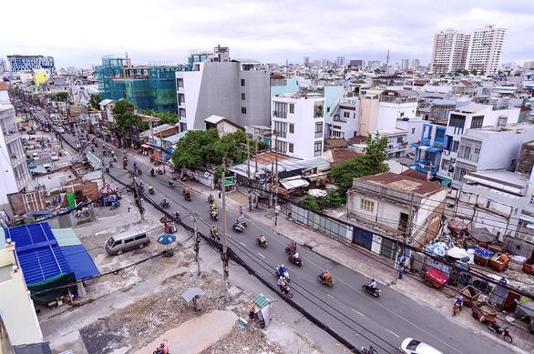 Tuyến metro Bến Thành - Tham Lương sớm nhất phải tới năm 2023 mới khởi công - Ảnh 1.