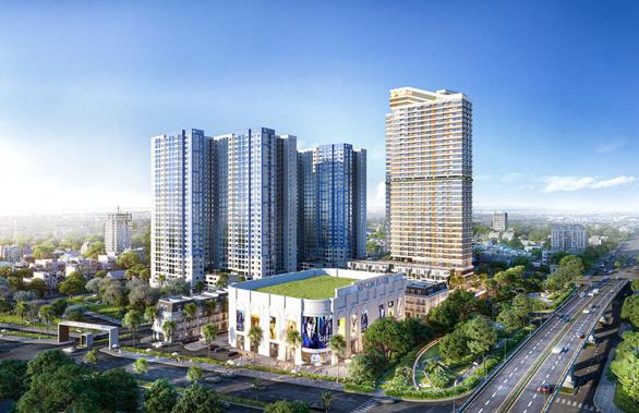 Giá trị bất động sản trung tâm TP.Dĩ An tiếp tục tăng trưởng mạnh - Ảnh 1.