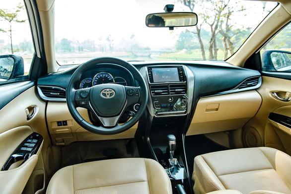 Vios tiếp tục khẳng định vị thế sedan đáng lựa chọn trên thị trường - Ảnh 2.