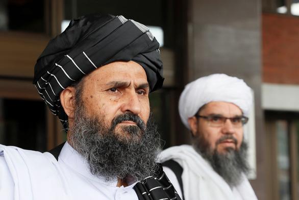 Chính phủ lâm thời của Taliban toàn đàn ông - Ảnh 4.
