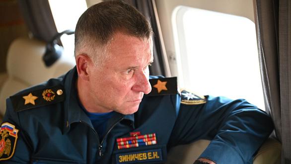 Bộ trưởng Nga thiệt mạng khi cứu người rơi xuống nước - Ảnh 1.