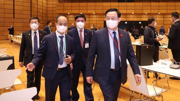 Khai mạc Hội nghị các chủ tịch quốc hội thế giới lần thứ 5: Ba chia sẻ từ Việt Nam - Ảnh 1.