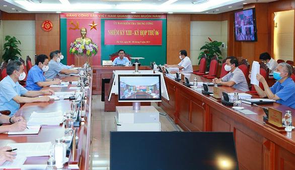 Ủy ban Kiểm tra Trung ương: Bộ trưởng Bộ Tài chính nhiệm kỳ 2016-2021 có một số vi phạm - Ảnh 1.