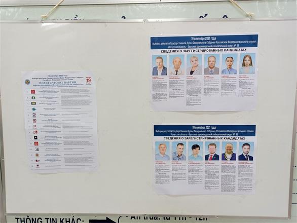 Công dân Nga ở Khánh Hòa bỏ phiếu bầu đại biểu Duma quốc gia - Ảnh 5.