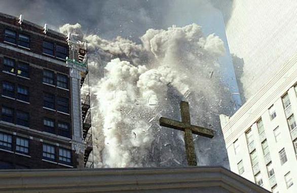 Những bức ảnh chưa từng công bố về vụ 11-9 - Ảnh 1.