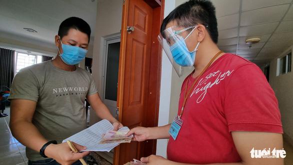 Đà Nẵng chi hỗ trợ 500.000 đồng/hộ dân - Ảnh 1.
