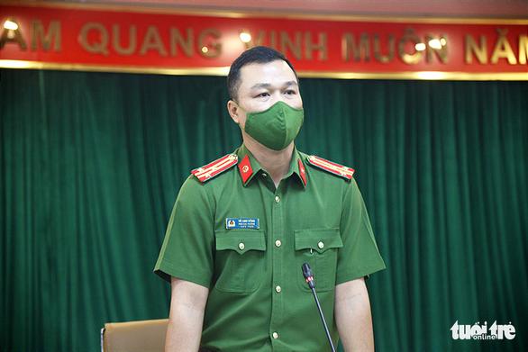 Bộ Công an sẵn sàng hỗ trợ Hà Nội trong việc cấp giấy đi đường có mã QR - Ảnh 1.