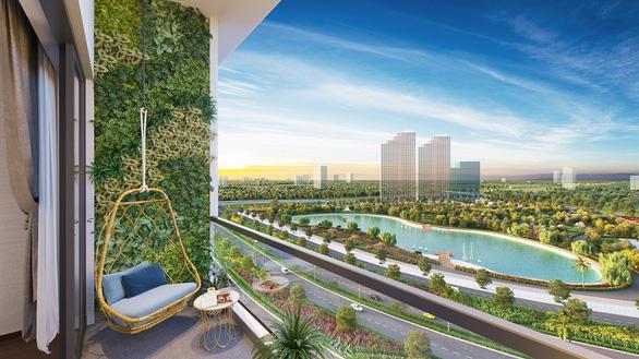 Thưởng ngoạn tại balcony chuẩn 'triệu đô' giữa tầng không - Ảnh 3.