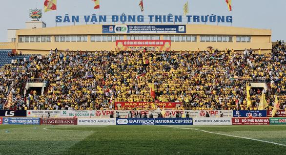 VFF gửi văn bản yêu cầu CLB Nam Định hoàn tất tiền nợ thuế - Ảnh 1.