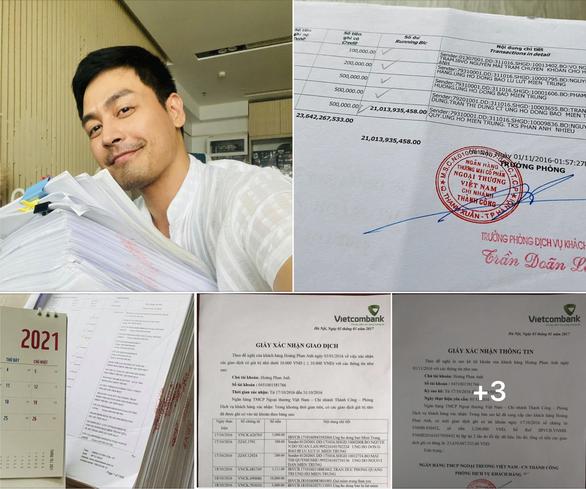 Thực hư clip Hoài Linh nói sẽ trở lại showbiz, Phan Anh tung sao kê tiền từ thiện - Ảnh 4.