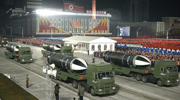 Triều Tiên tổ chức duyệt binh mừng Quốc khánh? - Ảnh 1.