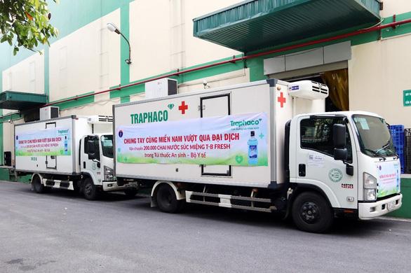 Túi thuốc an sinh - túi thuốc hy vọng cho hàng trăm ngàn F0 điều trị tại nhà - Ảnh 2.