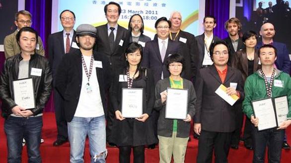 Nhộn nhịp diễn đàn tài chính điện ảnh Hong Kong - châu Á - Ảnh 3.