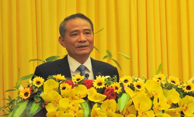 Bộ trưởng Giao thông vận tải Trương Quang Nghĩa làm Bí thư Đà Nẵng - Ảnh 2.
