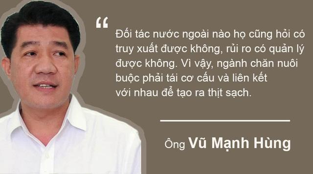 Vì sao thịt heo Việt Nam không thể xuất khẩu? - Ảnh 2.