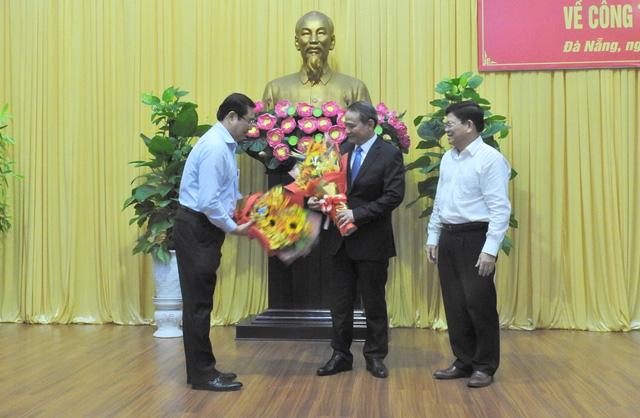 Bộ trưởng Giao thông vận tải Trương Quang Nghĩa làm Bí thư Đà Nẵng - Ảnh 4.