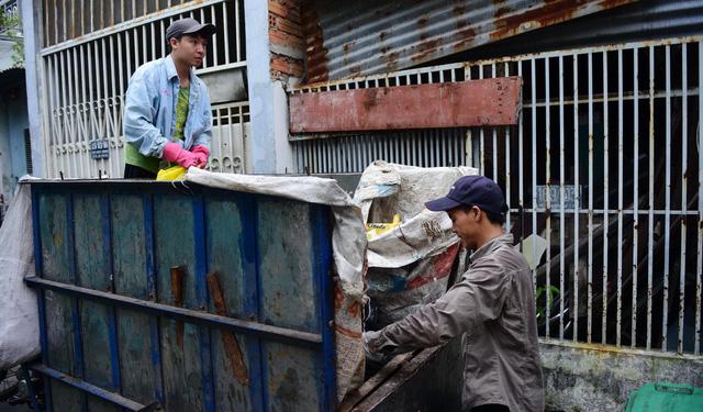 Đời ...rác - Kỳ 1: PV Tuổi Trẻ đi học nghề lượm rác - Ảnh 5.