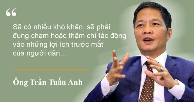 Bộ trưởng Trần Tuấn Anh nói gì về TPP mới? - Ảnh 3.