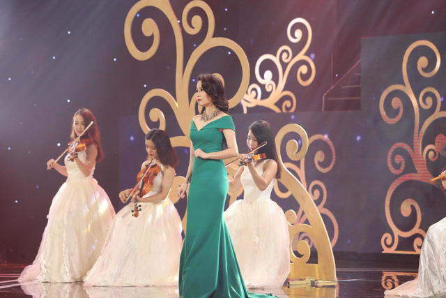 Gala nhạc Việt mừng tuổi lên 5 với Những ngày khi ta còn trẻ - Ảnh 3.