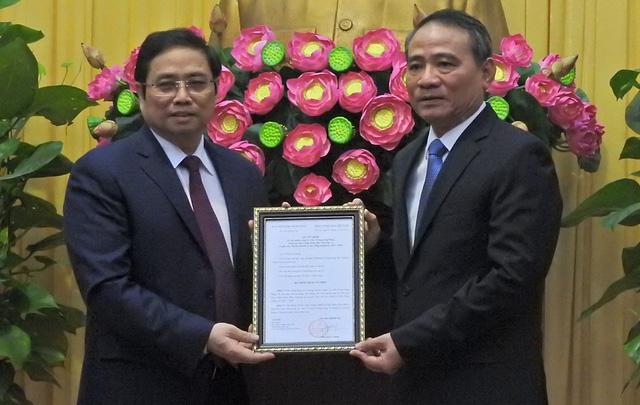 Bộ trưởng Giao thông vận tải Trương Quang Nghĩa làm Bí thư Đà Nẵng - Ảnh 3.