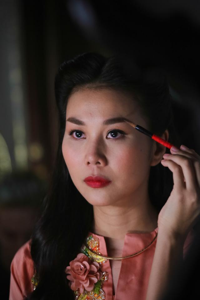 Thanh Hằng: Tôi thành công không chỉ nhờ danh hiệu hoa hậu - Ảnh 1.