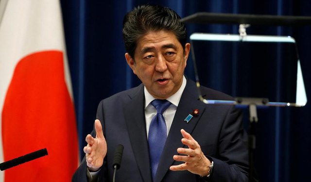 Ông Abe đặt cược vào bầu cử sớm - Ảnh 1.