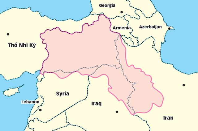 Trung Đông chưa xong IS lại gặp chuyện người Kurd - Ảnh 2.