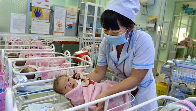 Người Việt ngại sinh con? - Ảnh 1.