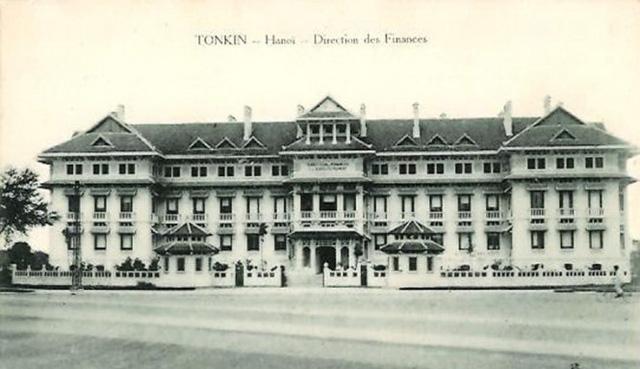 Chưa công bằng với kiến trúc Pháp - Ảnh 1.