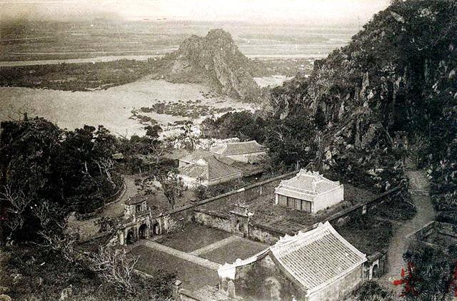 Ngũ Hành Sơn - danh thắng núi đá kỳ lạ - Kỳ 2: Ngọn núi Phật giáo - Ảnh 1.