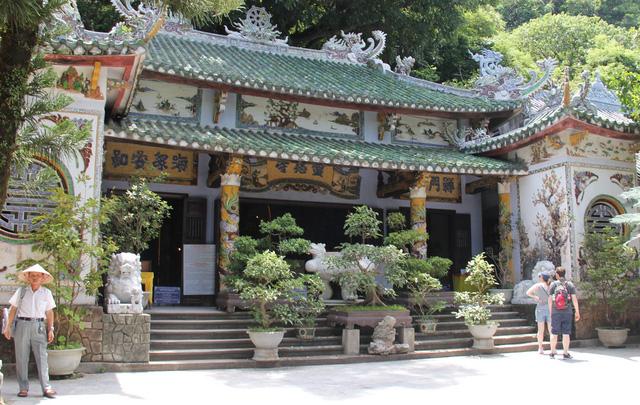 Ngũ Hành Sơn - danh thắng núi đá kỳ lạ - Kỳ 2: Ngọn núi Phật giáo - Ảnh 5.