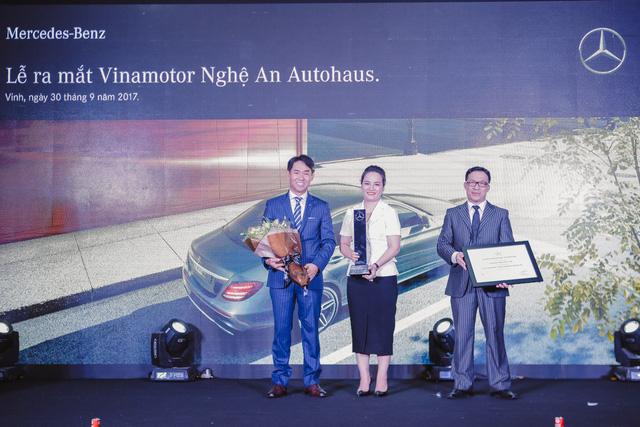 Mercedes-Benz Việt Nam đã có mặt tại khu vực Bắc Trung Bộ - Ảnh 1.