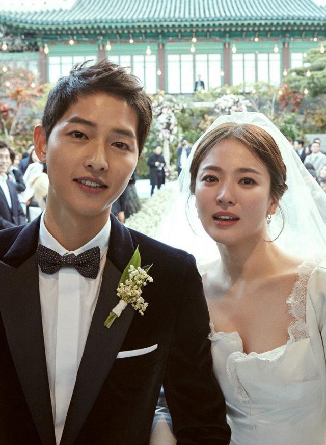 Những điều khiến fan phát điên trong đám cưới Song - Song - Ảnh 12.