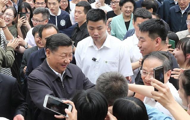 Bảo vệ các nguyên thủ công du - Kỳ 5: Đội cận vệ bí ẩn của chủ tịch Trung Quốc - Ảnh 1.