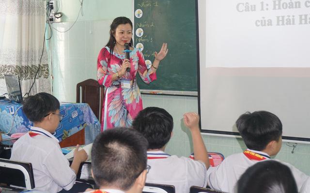 Cô giáo game show - Ảnh 1.