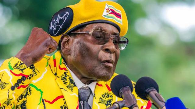 Cải cách ruộng đất kiểu cướp của đẩy Zimbabwe xuống vực - Ảnh 2.