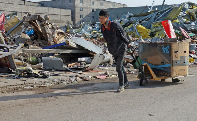 10.000 người nhập cư Bắc Kinh bỗng dưng mất nhà - Ảnh 1.