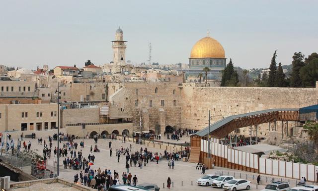 Tổng thống Trump ném quả bom Jerusalem xuống Trung Đông - Ảnh 4.