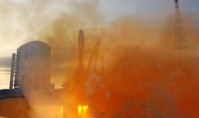 Nga đau đầu với chương trình không gian - Ảnh 1.