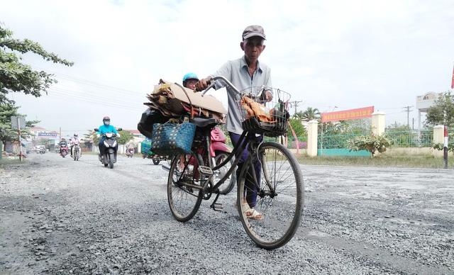 BOT quốc lộ 53 chết đứng vì thiếu tiền - Ảnh 1.