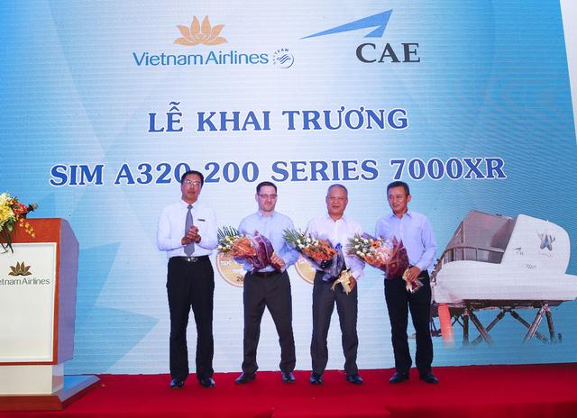 Vietnam Airlines nội địa hoá công tác huấn luyện phi công - Ảnh 1.