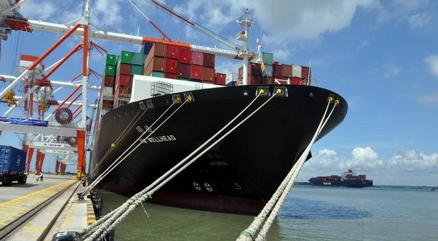 Lại bàn cách giải cứu cảng Cát Lái và Cái Mép - Thị Vải - Ảnh 1.