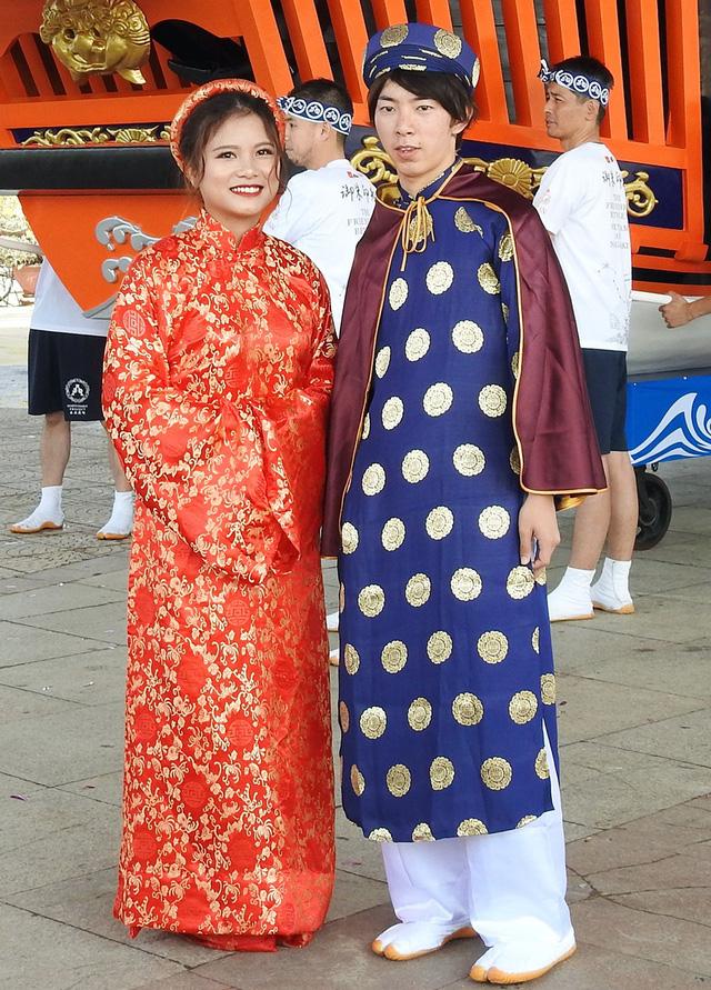 Người Nhật tặng Châu ấn thuyền cho Hội An - Ảnh 4.