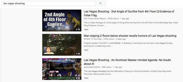 Người Mỹ nổi giận vì 'thuyết âm mưu' vụ xả súng ở Las Vegas - Ảnh 2.
