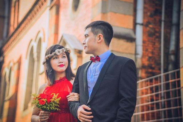 Ảnh cưới lãng mạn của cặp đôi chiến sĩ nên duyên nhờ công nghệ - Ảnh 9.
