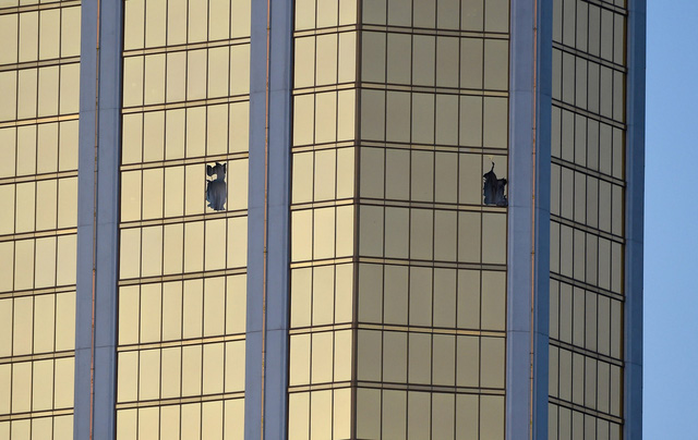 Không thể ngăn chặn kiểu thảm sát ở Las Vegas - Ảnh 1.