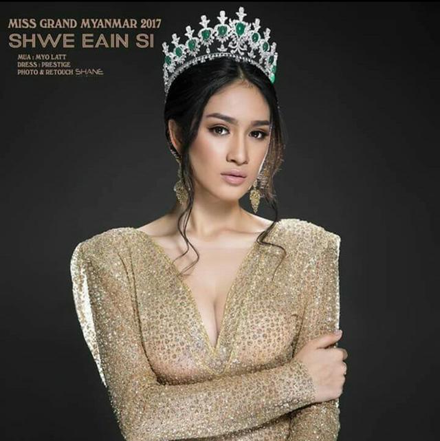 Hoa hậu Myanmar bị tước ngôi vì lên tiếng về bất ổn chính trị? - Ảnh 1.