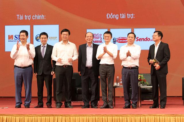 Tỉ phú Jack Ma: Kêu ca sẽ không bao giờ có cơ hội - Ảnh 11.